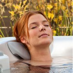 Hot Spring Spa Pillow