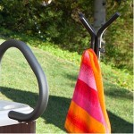 Hot Spring Spa Side Towel Tree