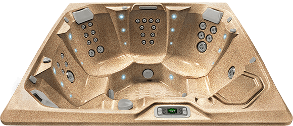 Flash Limelight Collection Hot Tub - Hot Spring Spas ... on